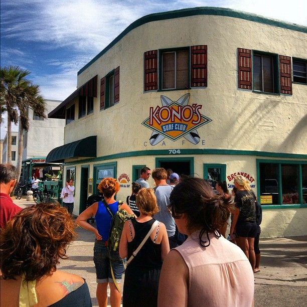 South Pacific Beaches: Kono's Surf Club Cafe