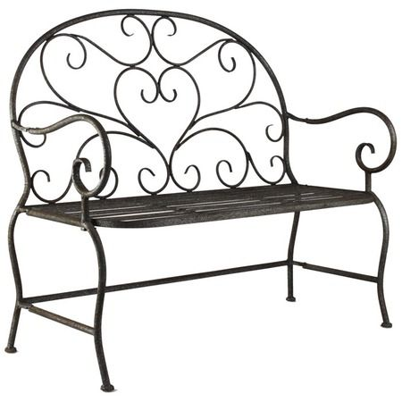 I pinned this Garden Bench from the Cottage Chic event at Joss and ...