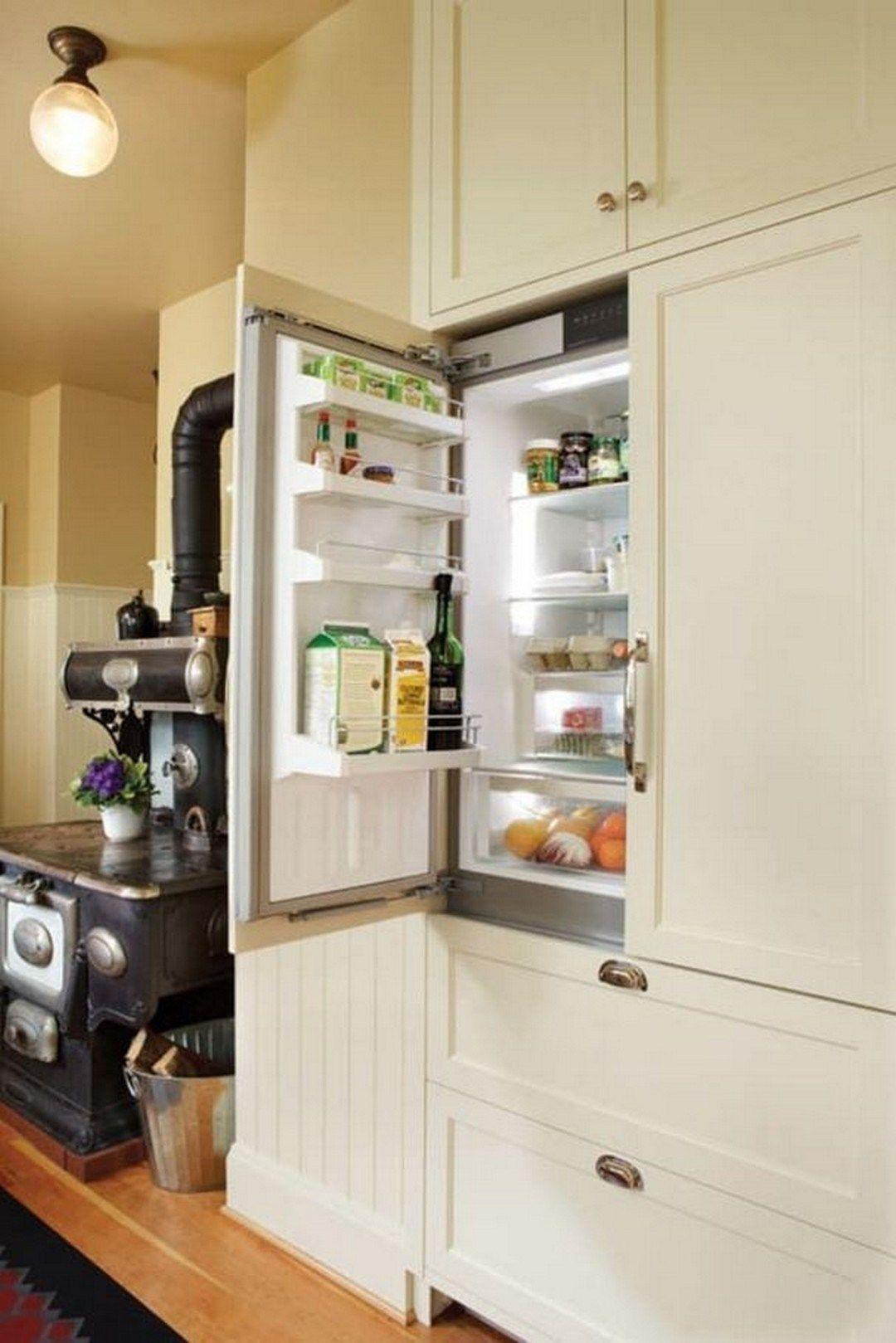29 Creative Hidden Kitchen Storage Solutions Hidden Kitchen