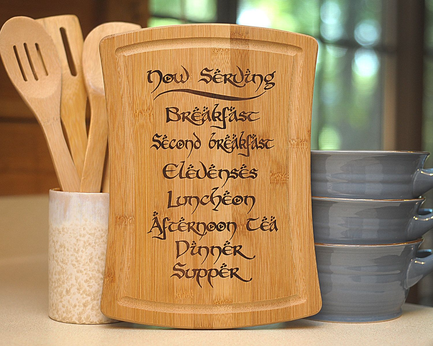 5 Useful Lord Of The Rings Kitchen Items Watching Fireflies Lord Of The Rings Kitchen Items Hobbit Food
