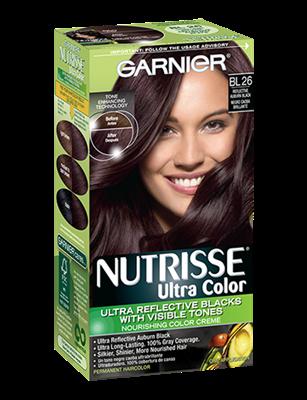 Ultra Color Bl26 Reflective Auburn Black