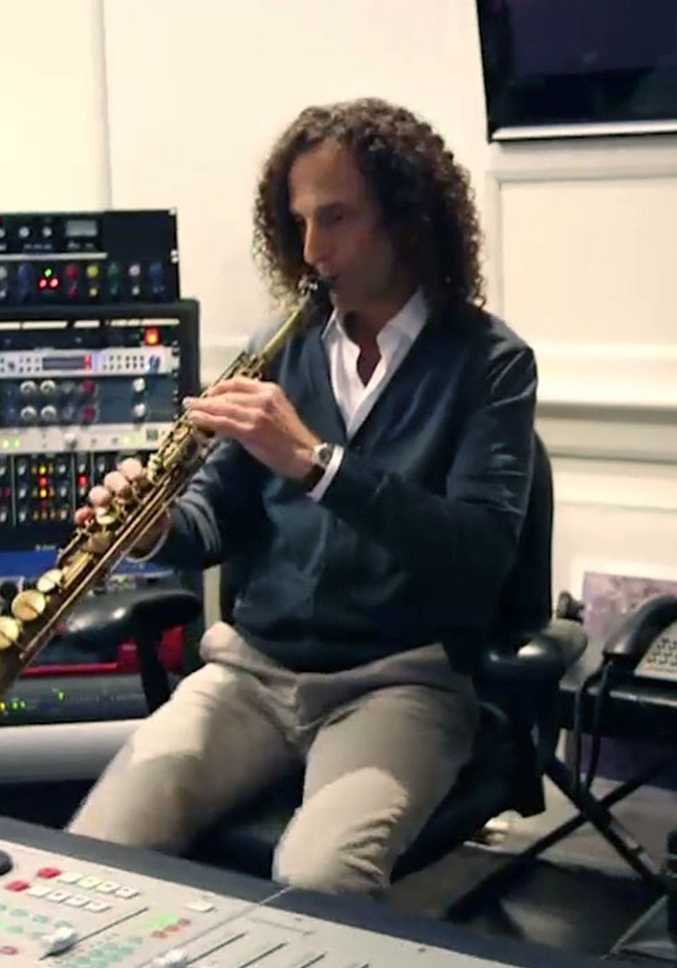 kenny g on his best selling christmas album but im jewish - Best Selling Christmas Albums