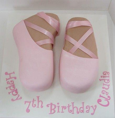 pinterest kids cakes | Pin Kids' Ballet Birthday Kids Cakes Cake on Pinterest