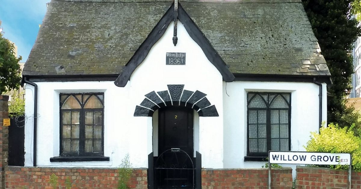 London's cheapest detached home is for sale -but prepare ...
