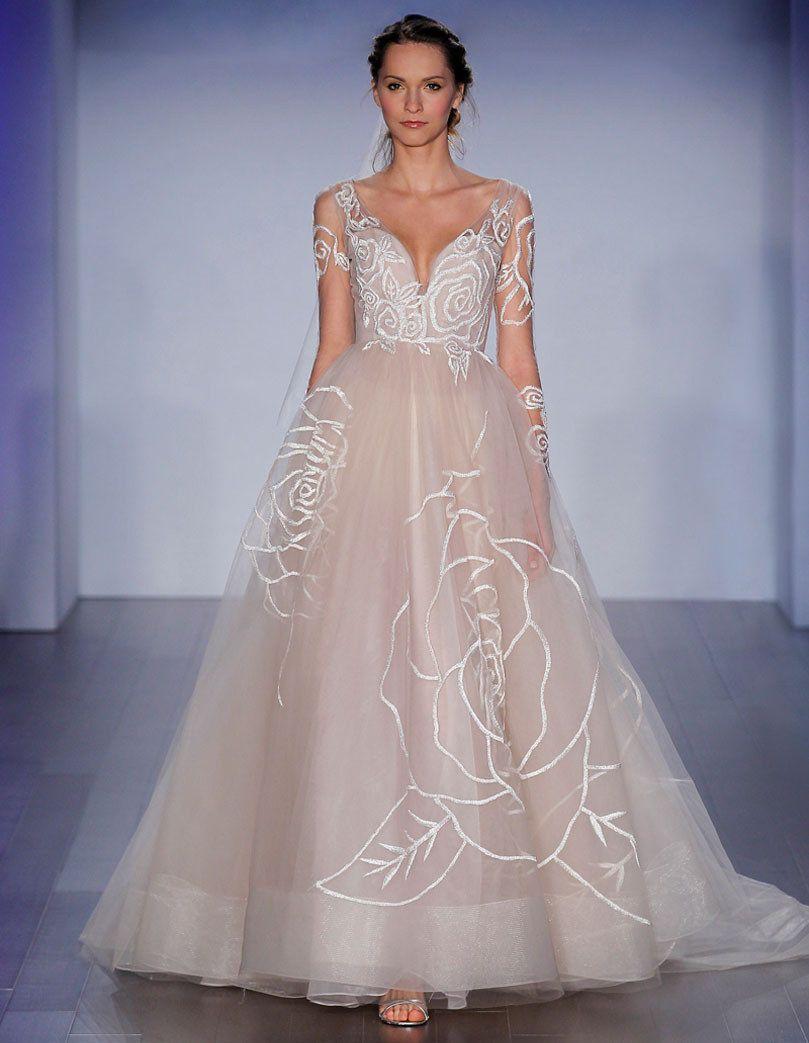 35 vestidos de novia que a toda novia obsesionada con Disney le ...