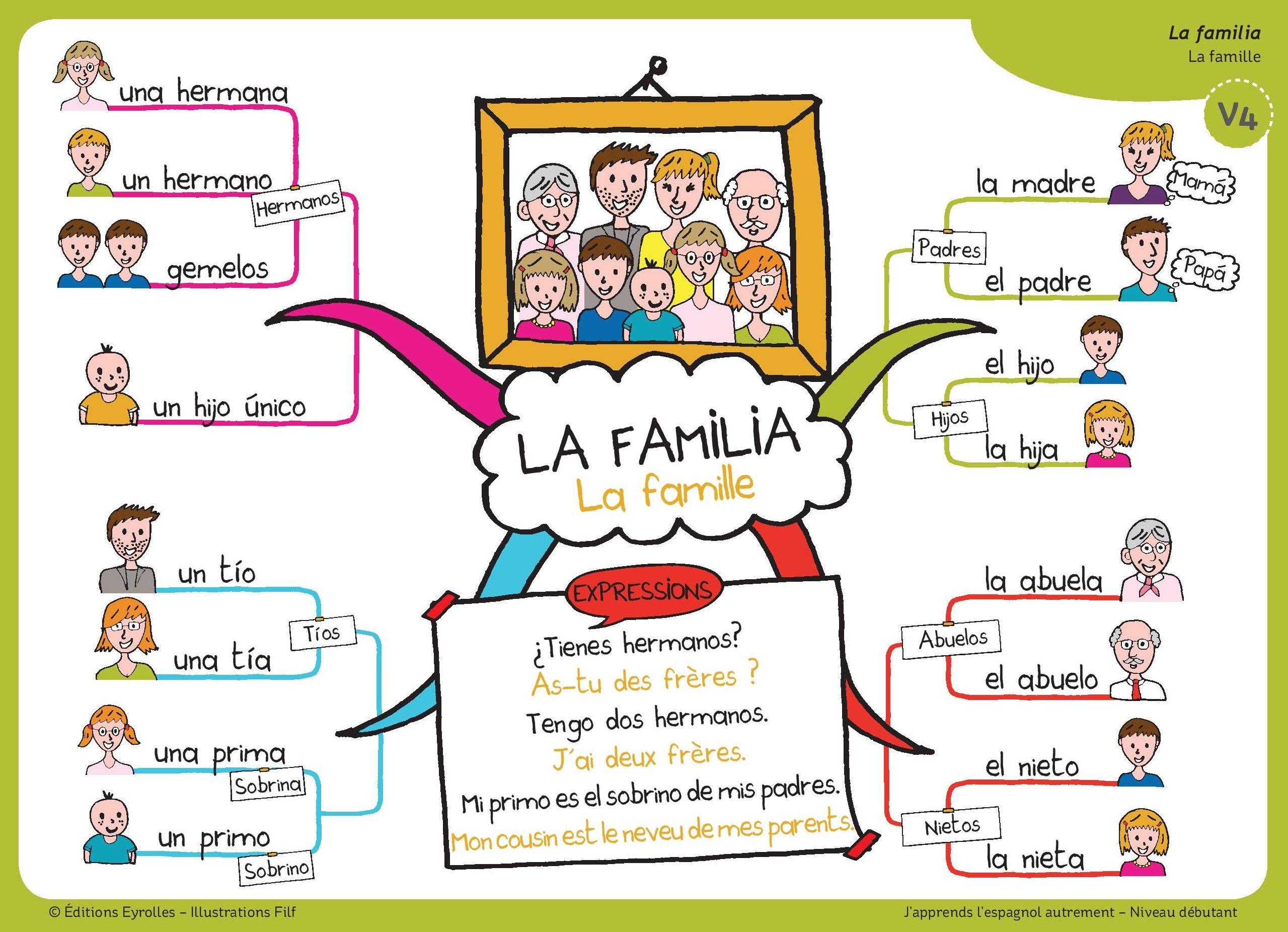 Mapamental Cartementale Familia Profedeele