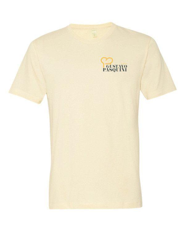 Short sleeve men's Chef T-Shirt