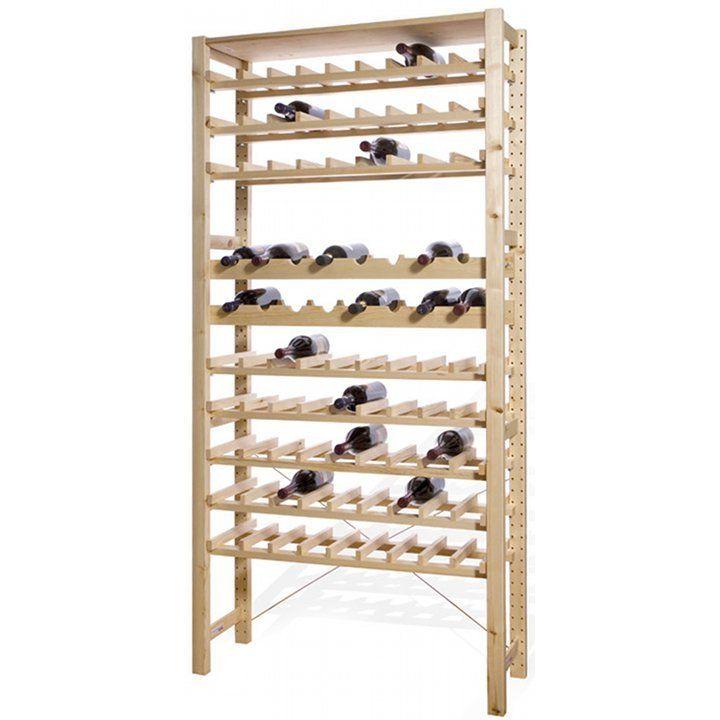 """Rioja 18 "" (true) Wine Rack Shelf For Ikea Ivar Shelving"