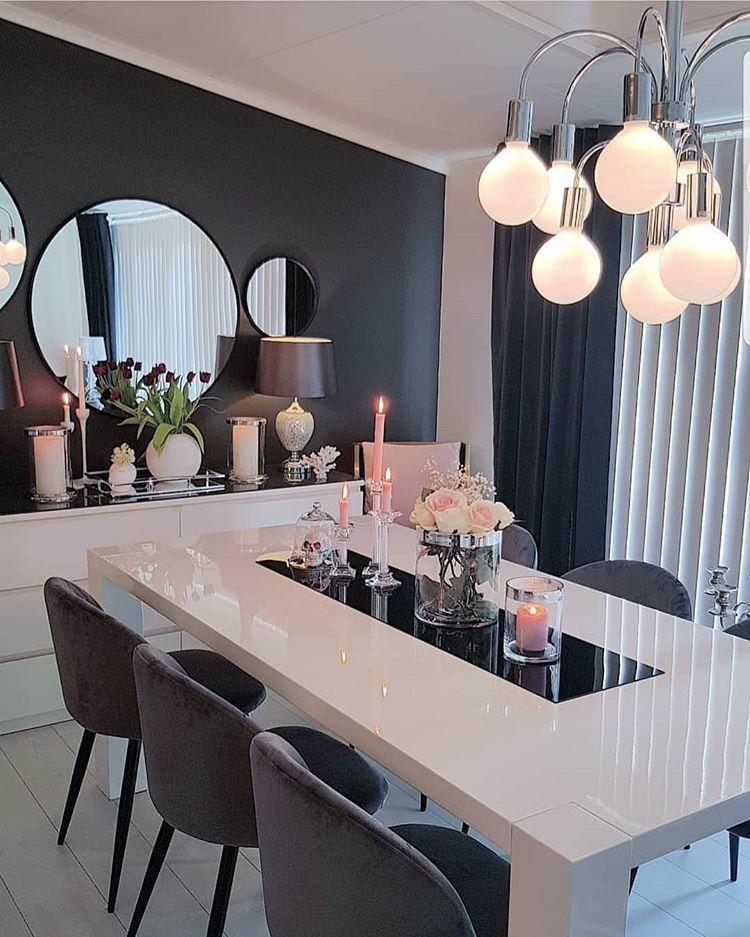 45+ Decoration salle a manger moderne inspirations