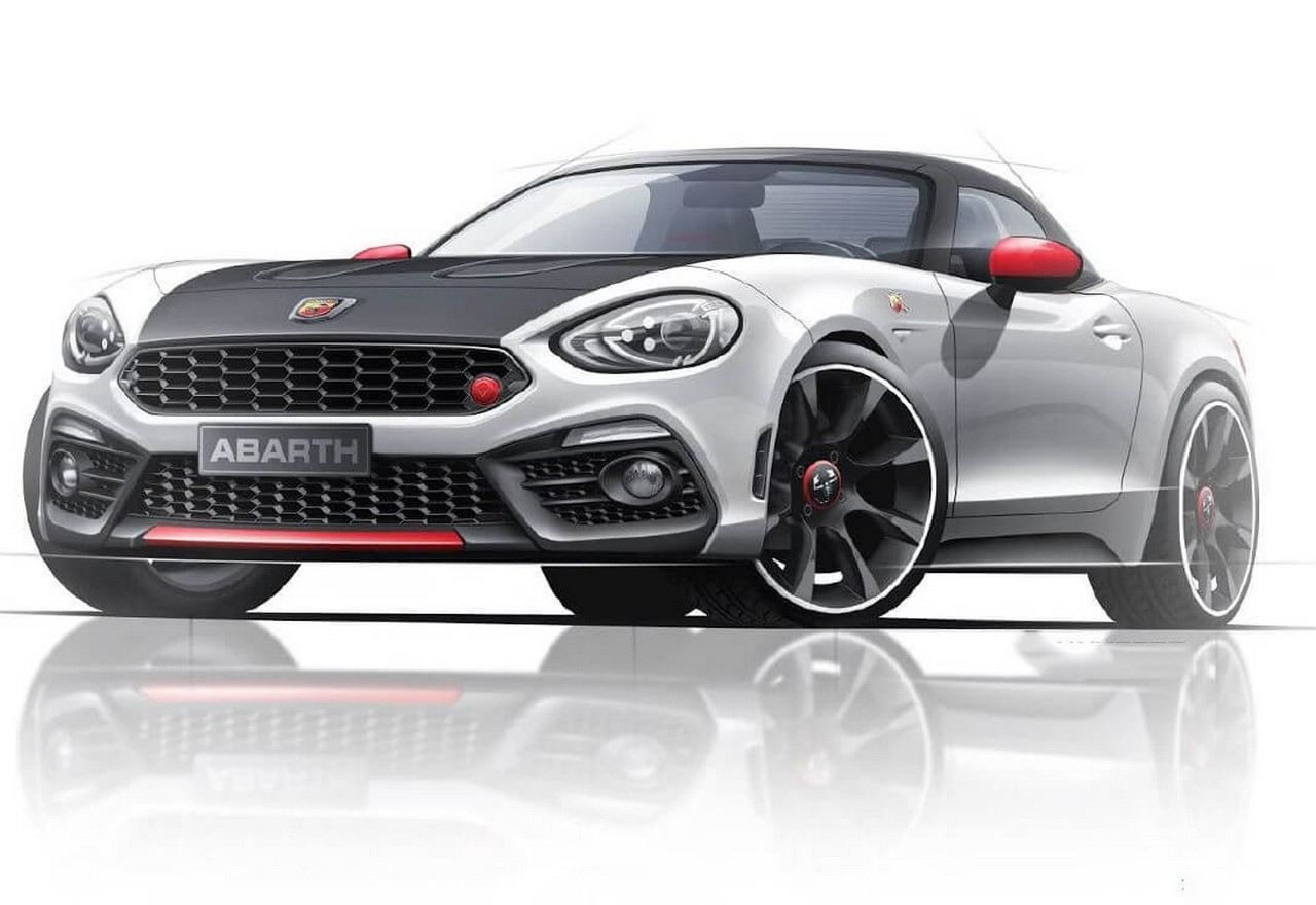 2018 fiat 124 spider abarth concept price specs redesign and release date http. Black Bedroom Furniture Sets. Home Design Ideas