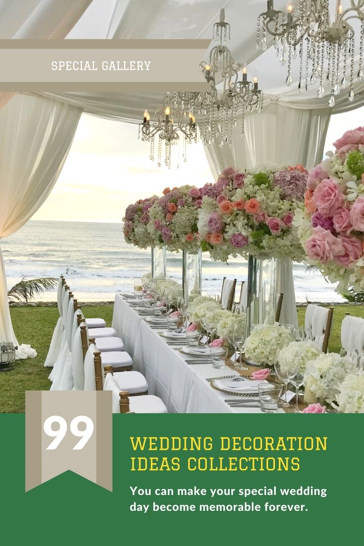 Latest wedding decoration images  Redecorate Your Personal Wedding Party With These Latest Reasonably