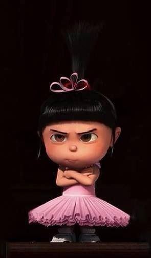 Angry Agnes  on We Heart It