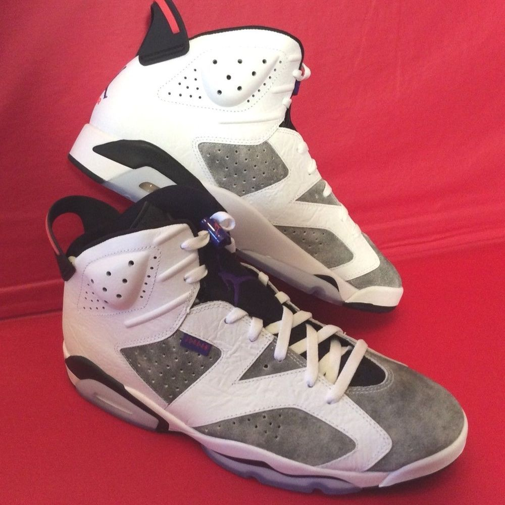 more photos 70c03 a7c8f IN HAND Early 2019 Release Air Jordan 6 Retro LTR