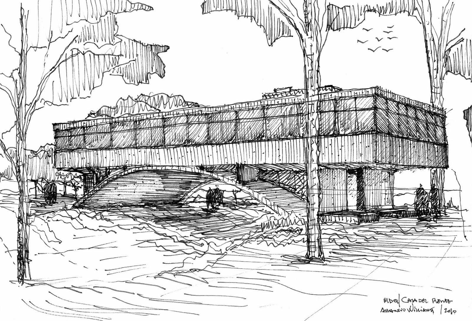 Croquizálo 4! | Bocetos arquitectónicos, Croquis arquitectura, Dibujo de  arquitectura