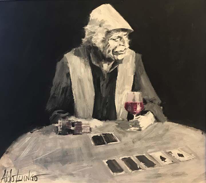 aldo luongo artist biography
