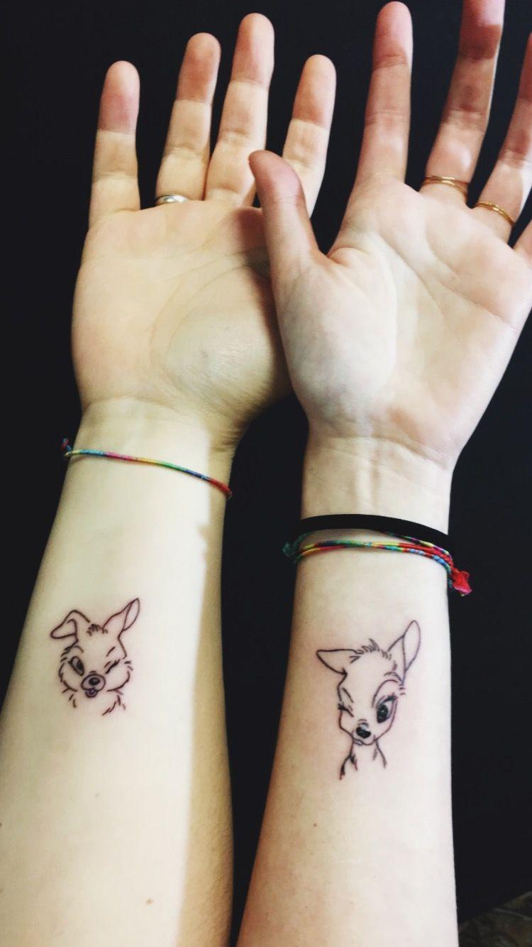 81cca1c6f ❤ #tattoo #tattoos #bambi #tamburino #disney | DiSnEy TaTtOos ...