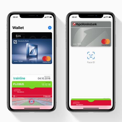 Apple Pay Startet Mit Einigen Banken In Deutschland Deutschland
