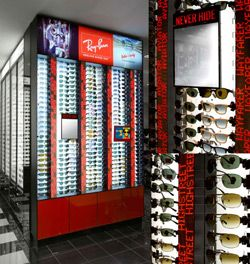 fed163b72b2 rayban store interior - Google Search