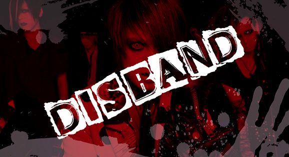 Calmando Qual Will Disband Japan Music Jrock Carnival