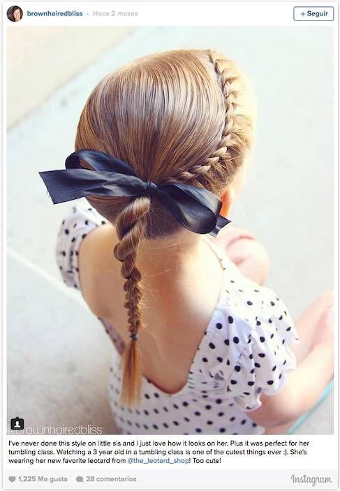 12 peinados con trenzas para las 'princesas del verano'