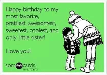 Happy 21st Birthday Seester Tomorrow – Sister 21st Birthday Card