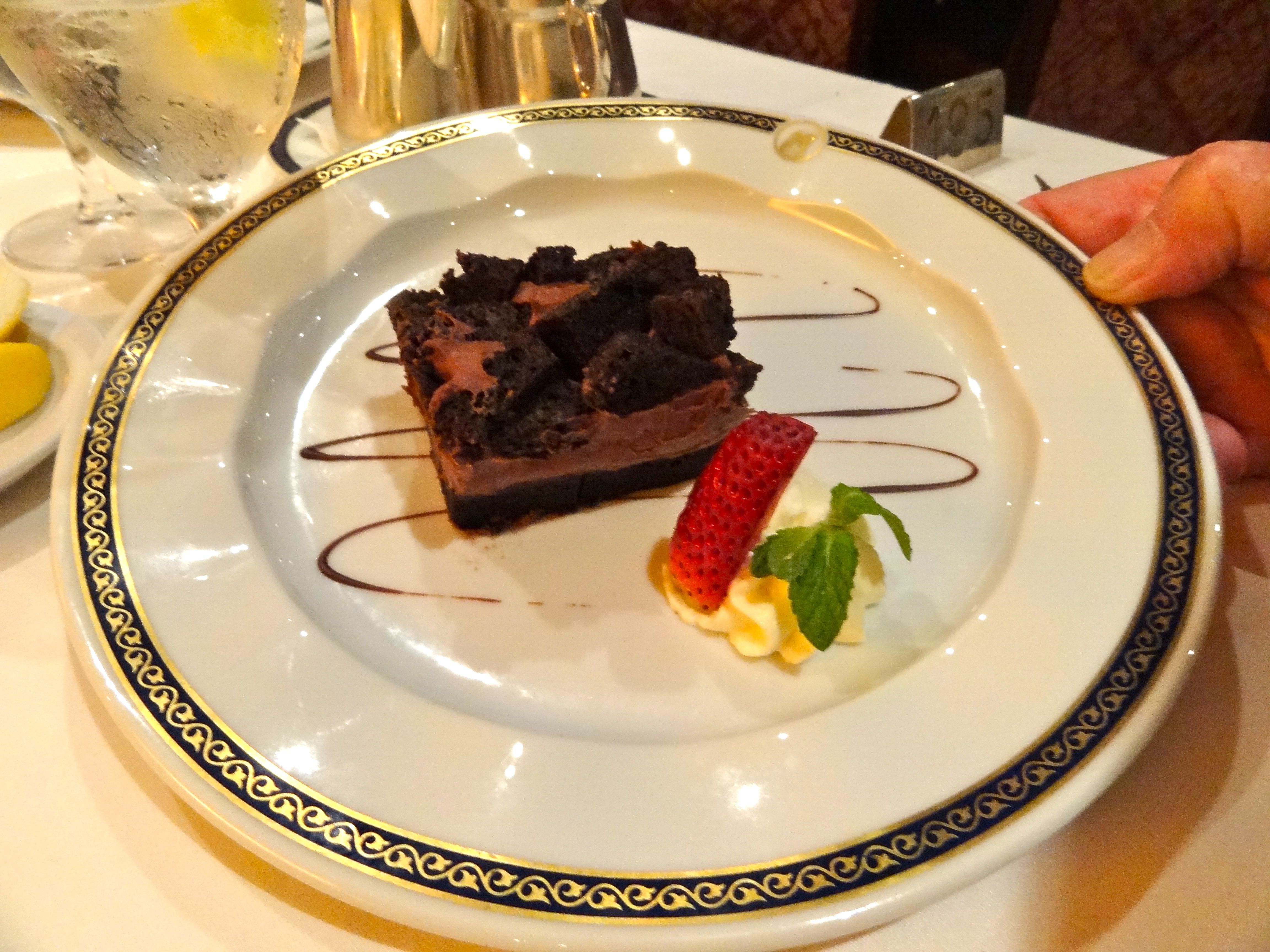HOLLAND AMERICA LINE THE OOSTERDAM Best Cruise Food THE BEST - Best cruise ship for food