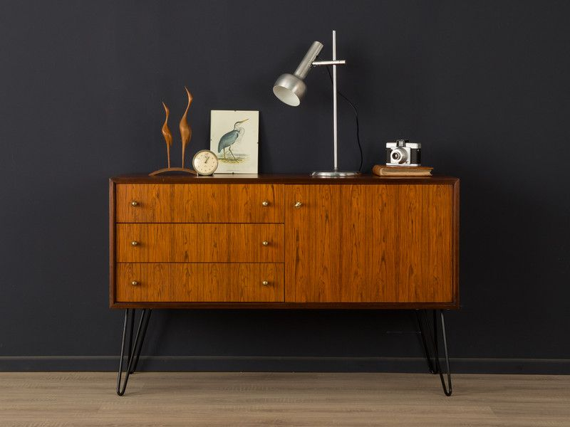 palisander kommode 60er sideboard 50er vintage von mid century friends auf. Black Bedroom Furniture Sets. Home Design Ideas