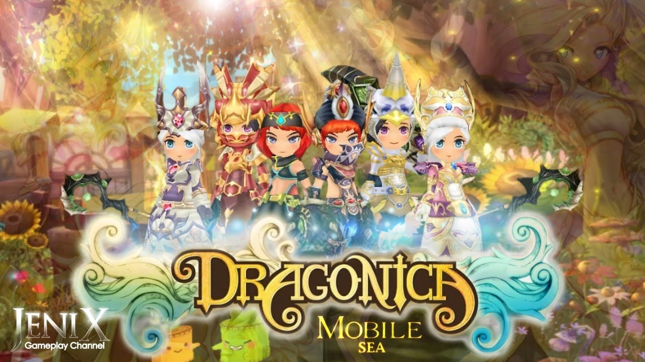 Dragonica Mobile SEA Gameplay / RPG / Android / iOS