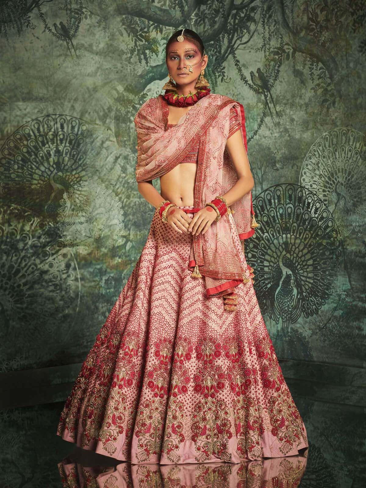 Mumbai Lehenga Shopping Guide in 2020 Pakistani bridal