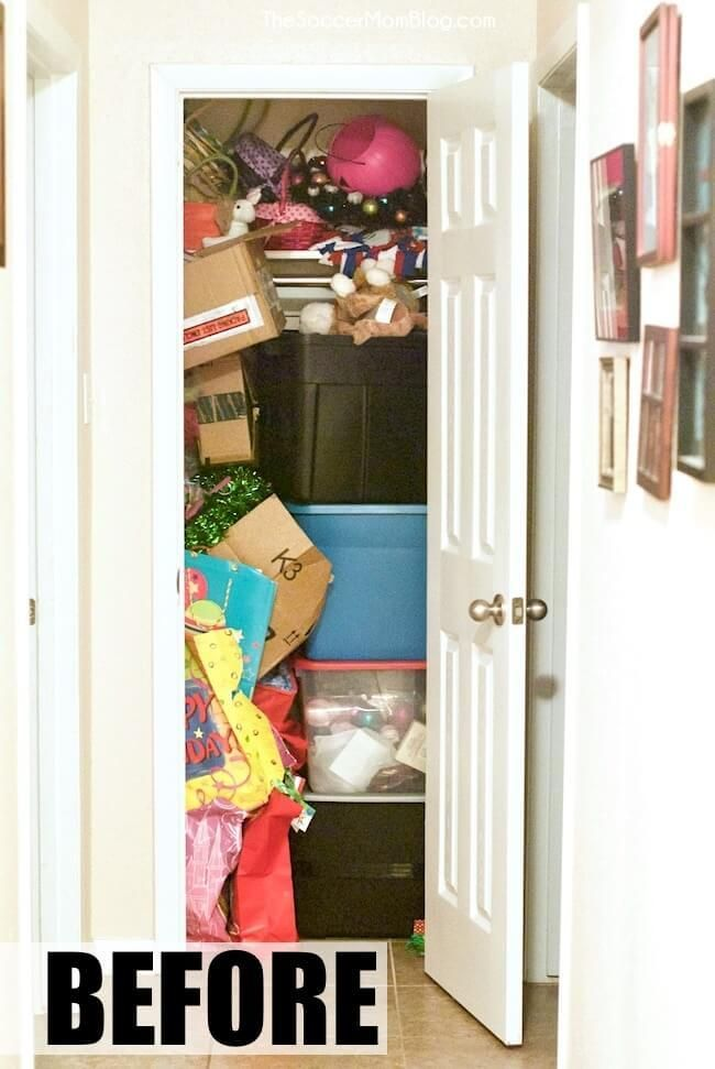 The 7 BEST Christmas Decoration Storage Hacks The Soccer Mom Blog