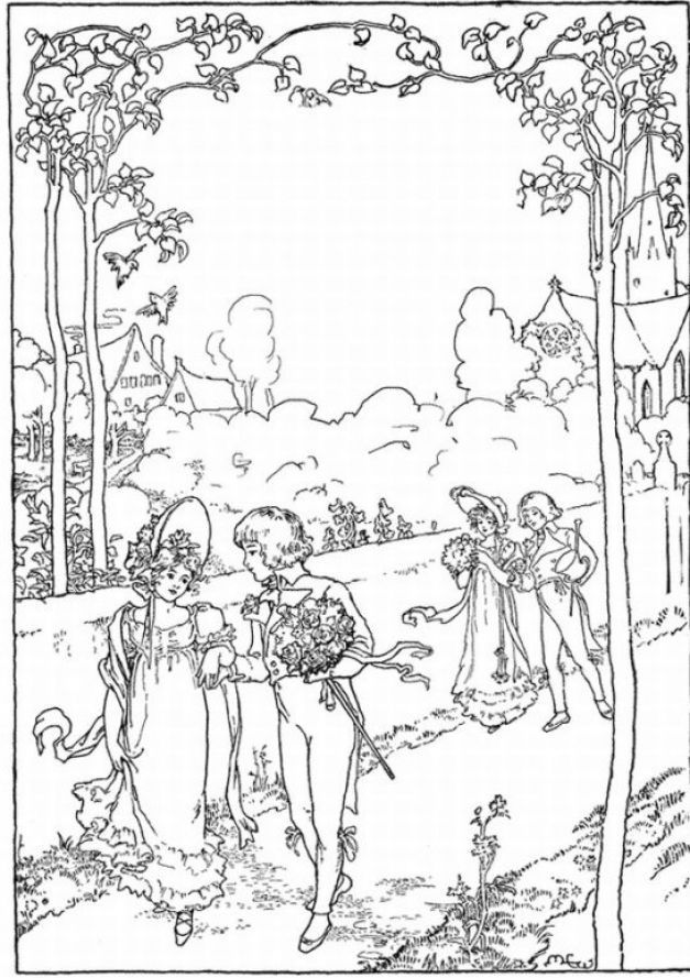 Best Collection Of Scenery Coloring Pages For Adults To Print Out And Color Description From