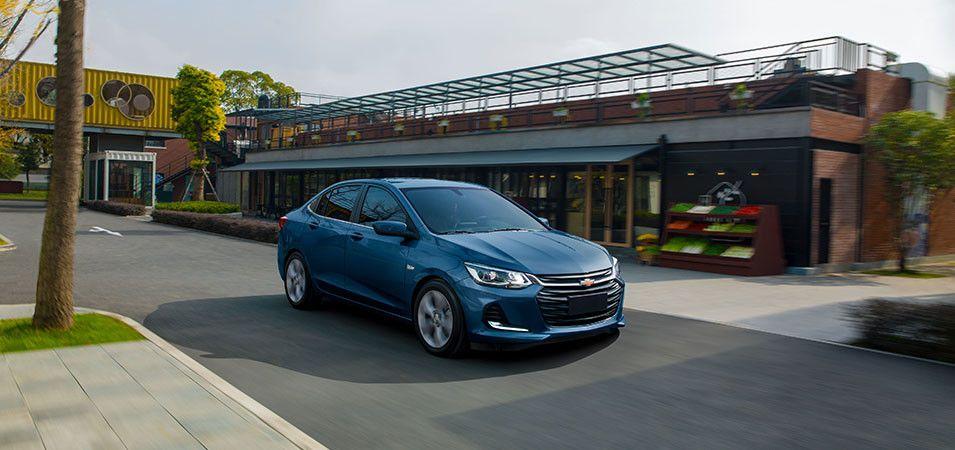 Chevrolet Onix 2020 Primeros Detalles En Mexico Onix