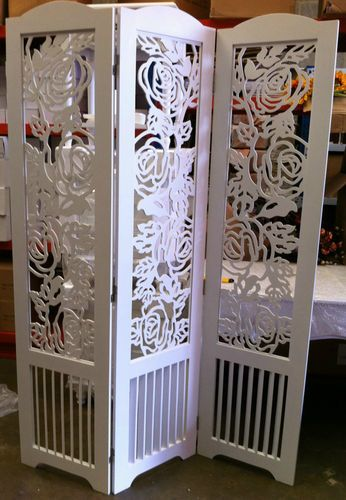 Pin By Sue Fisher On Cottage Antiques And Decor Room Divider