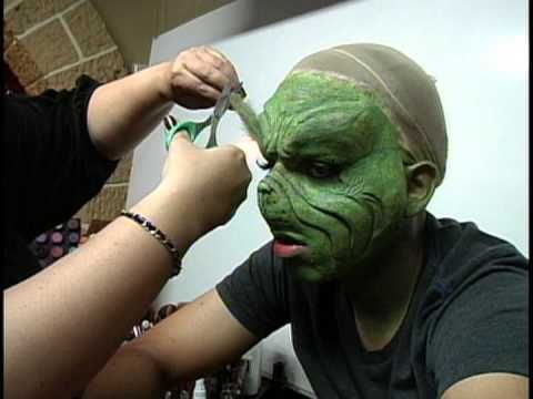 Image result for how the grinch stole christmas christmas jim carrey makeup