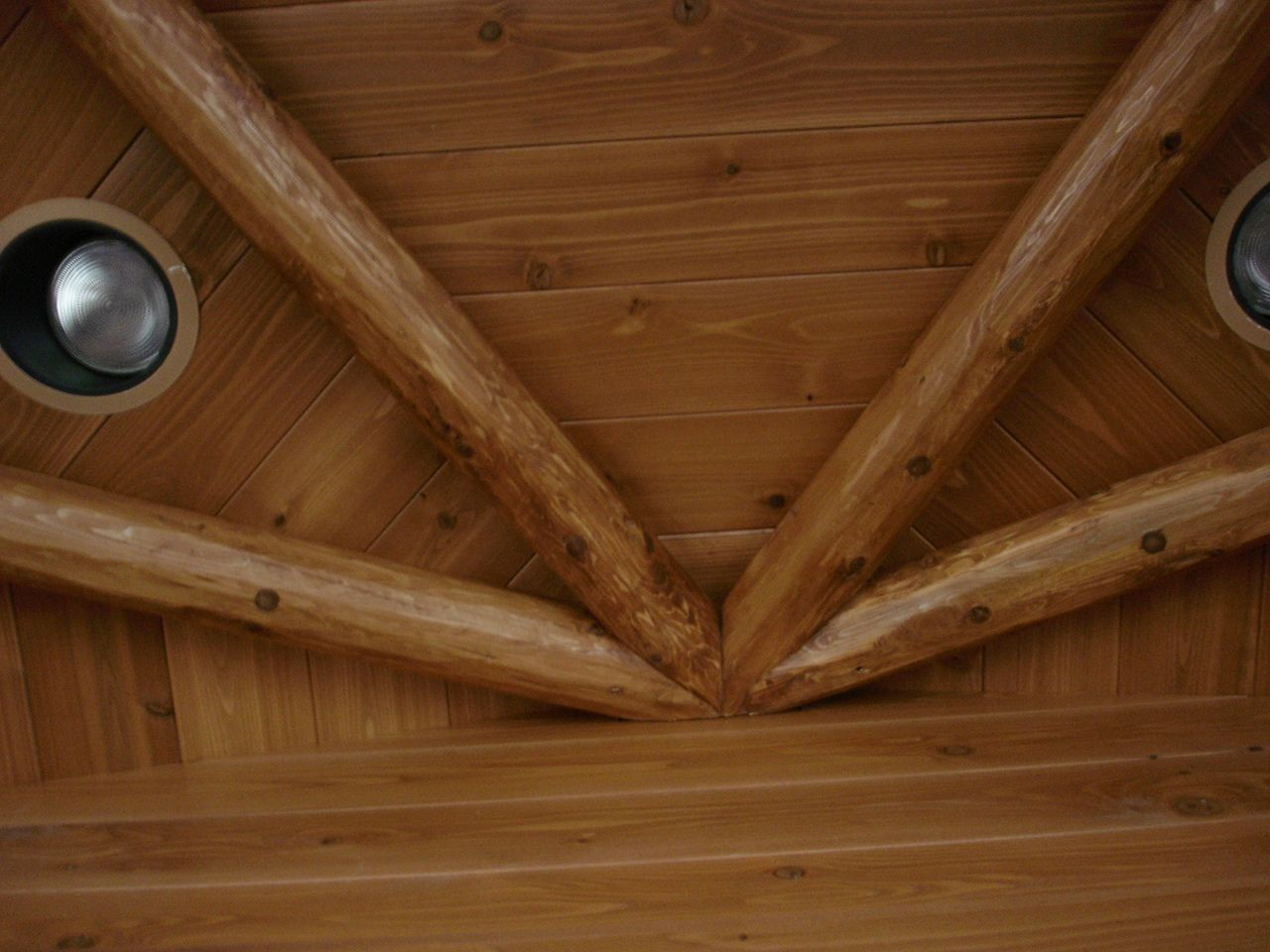 Tight Knot Lodgepole Pine Standard V Joint Carmello Endura Oil Tongue And Groove Panelling Rustic Retreat Rustic