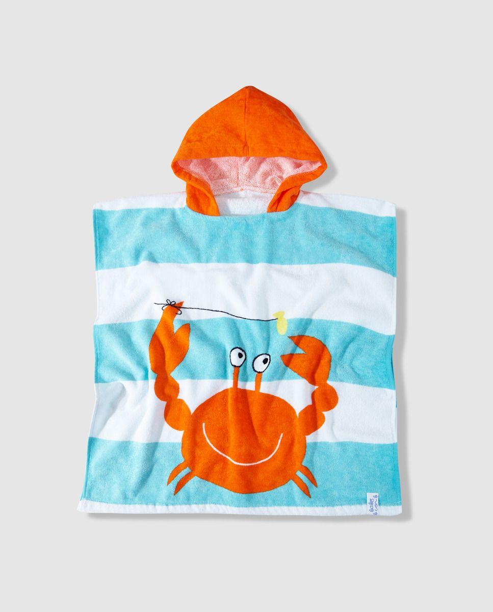 Capa de ba o de beb ni o b con b con bolsa transparente - Capas de bano bebe personalizadas ...