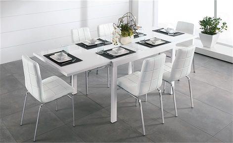 Tavolo e sedia Marte - Mondo Convenienza | Tavoli | Pinterest