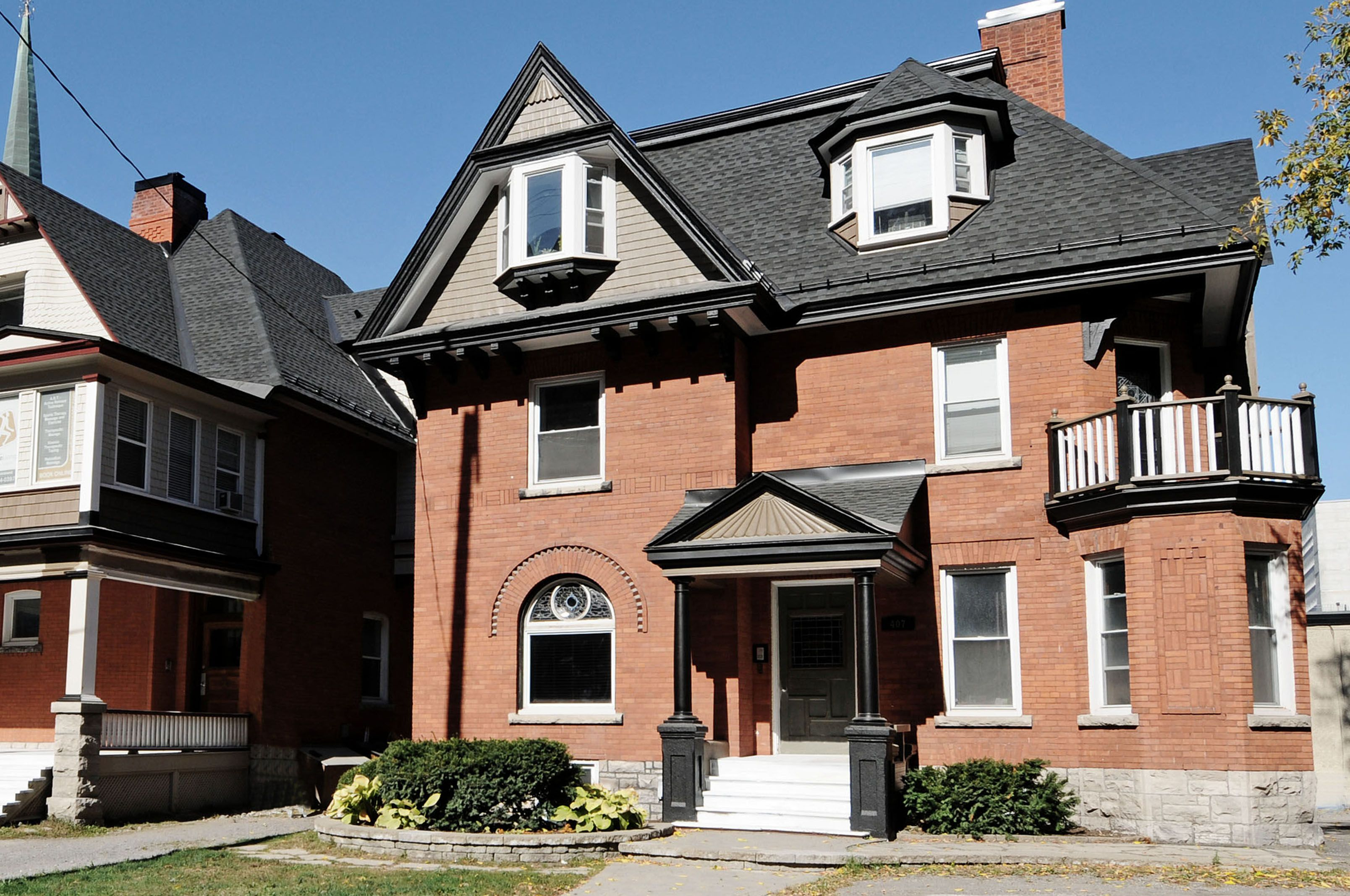 407 Queen St., Centretown, Ottawa | Downtown apartment ...