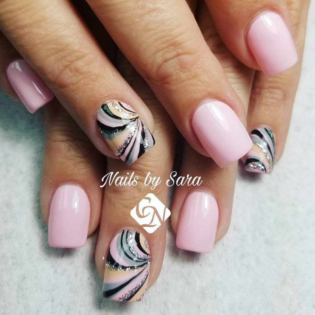 59 Water Marble Nails Designs Ideas 2018 Art Design Nails