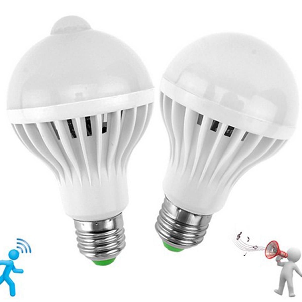 Sound Induction Control Bubble Ball Bulb Led Bulb Non Dimmable