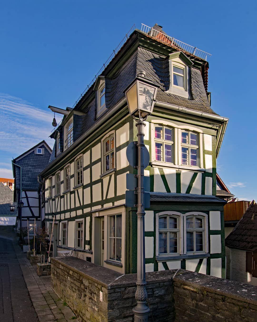Sehenswerte Städte In Hessen