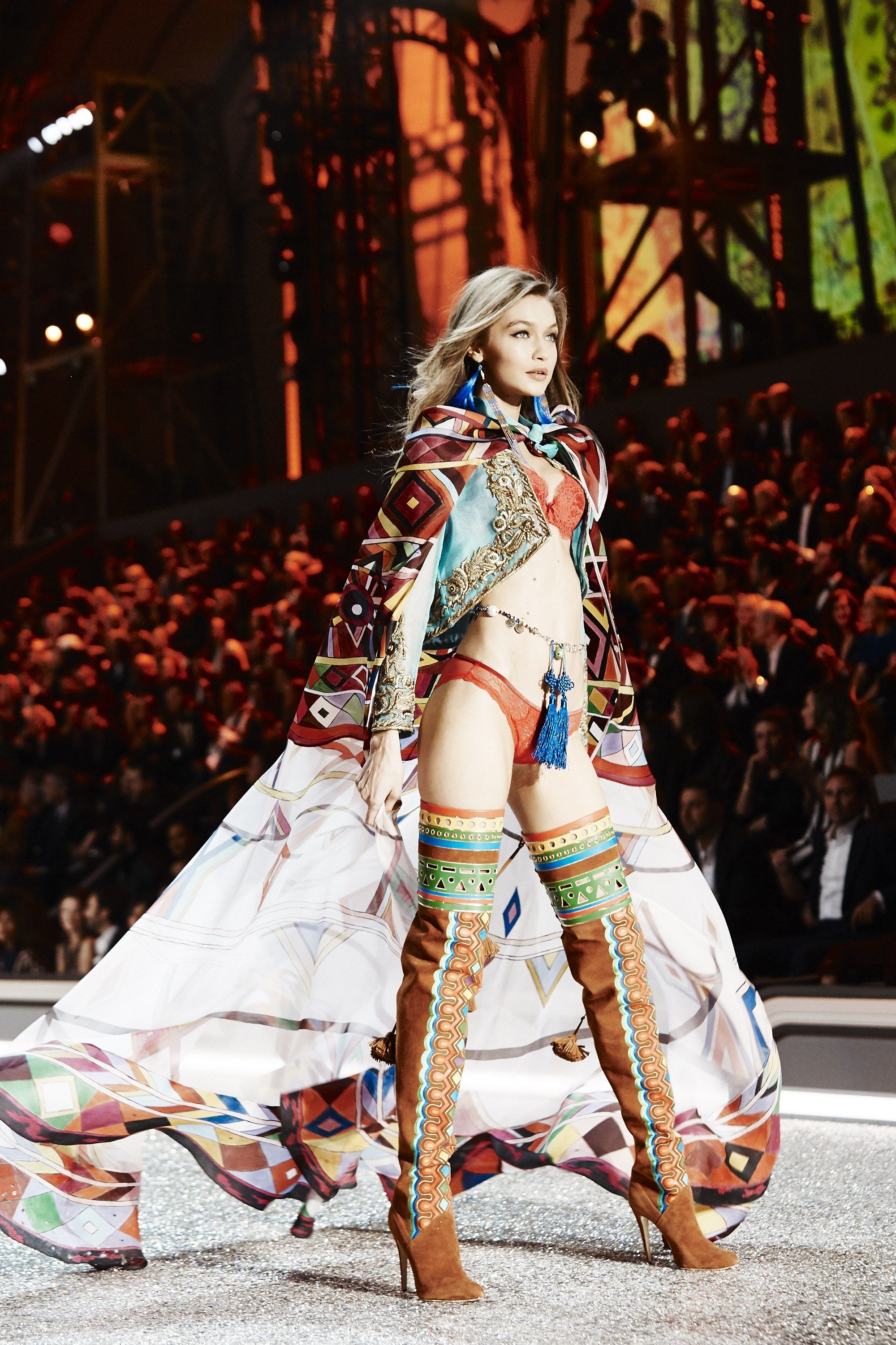 See All the Looks from the 2016 Victoria's Secret Fashion Show Photos | W Magazine