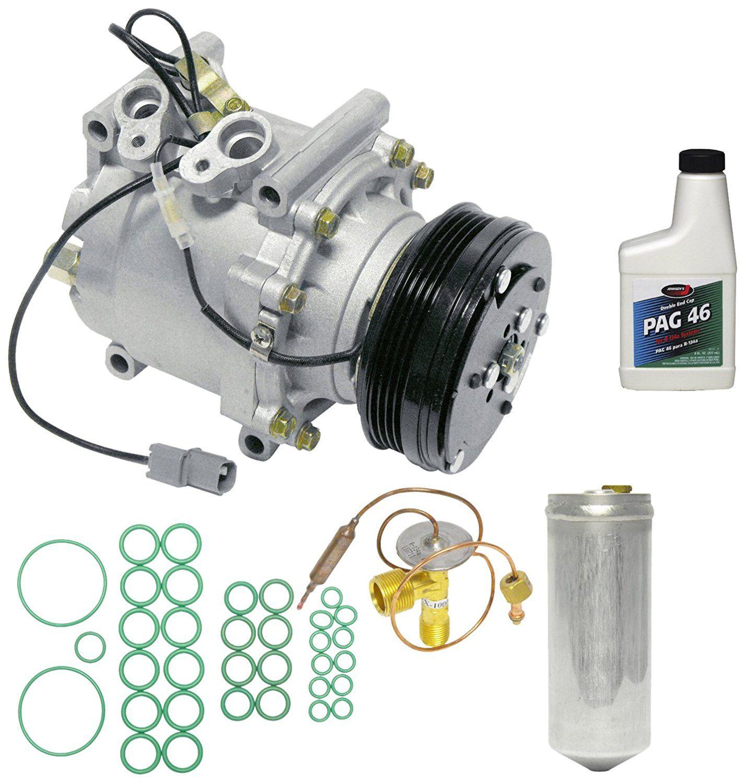 UAC Universal Air Conditioner Compressor, KT 4099 Air