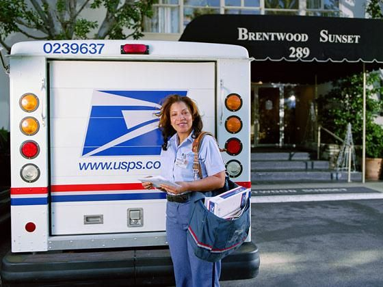 Image result for postal worker