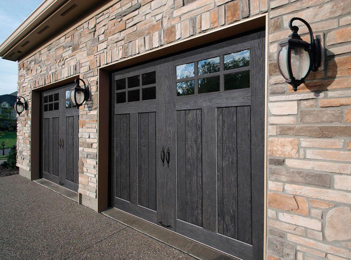 Canyon Ridge Collection Garage Doors Quality Overhead Door