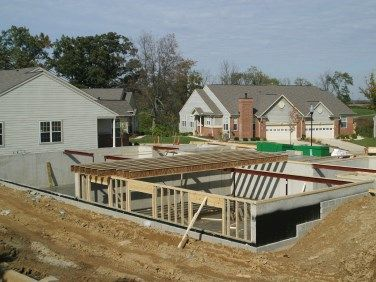 Building a concrete basement learn how to maximize the for How to find a reputable builder