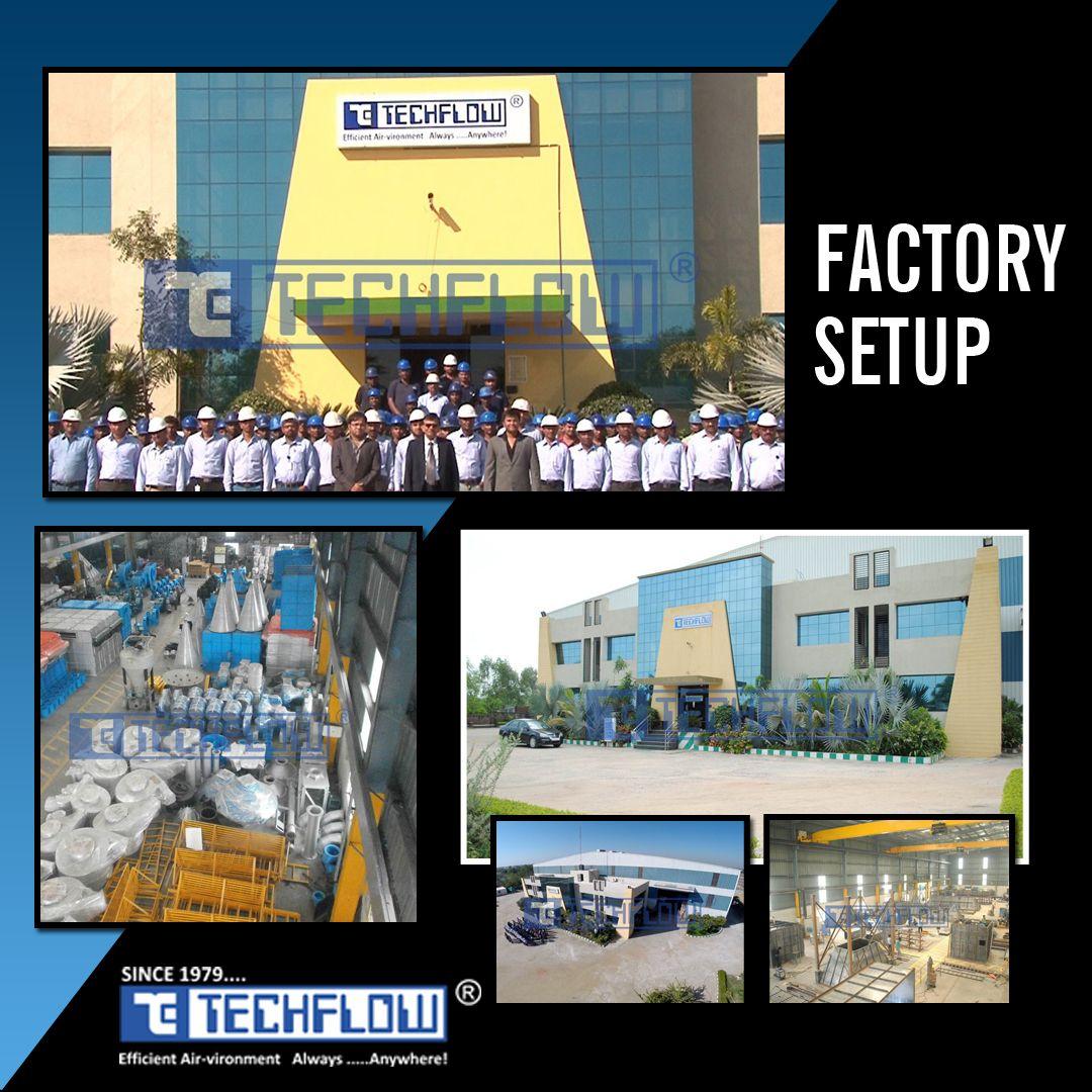 World Class Air Pollution Control Equipments Manufacturing