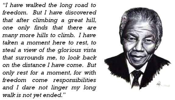 Nelson Mandela 1918 2013