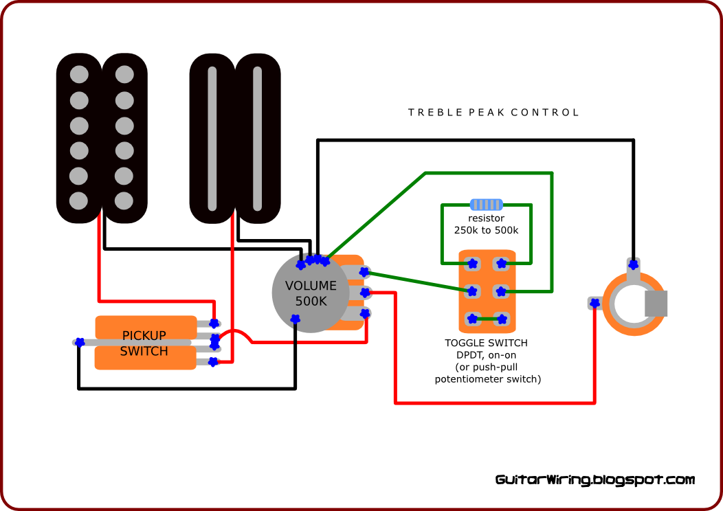Guitar wiring diagrams customization DIY projects mods For any – Ltd B Guitar Wiring Diagrams