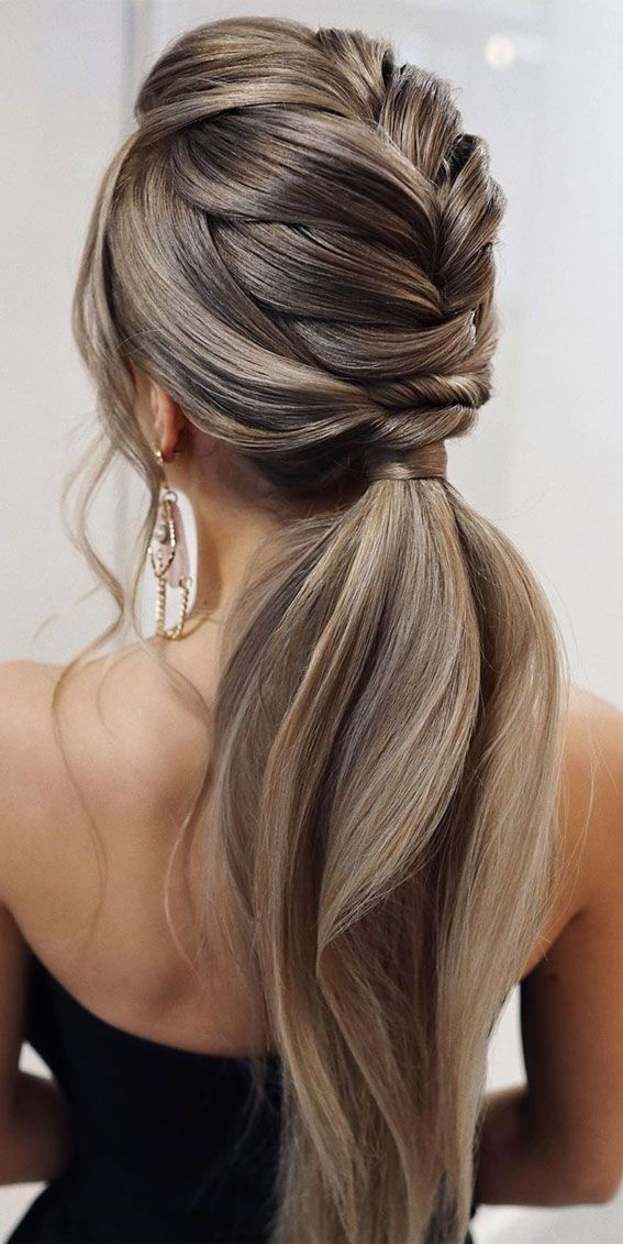 These Ponytail Hairstyles Will Take Your Hairstyle